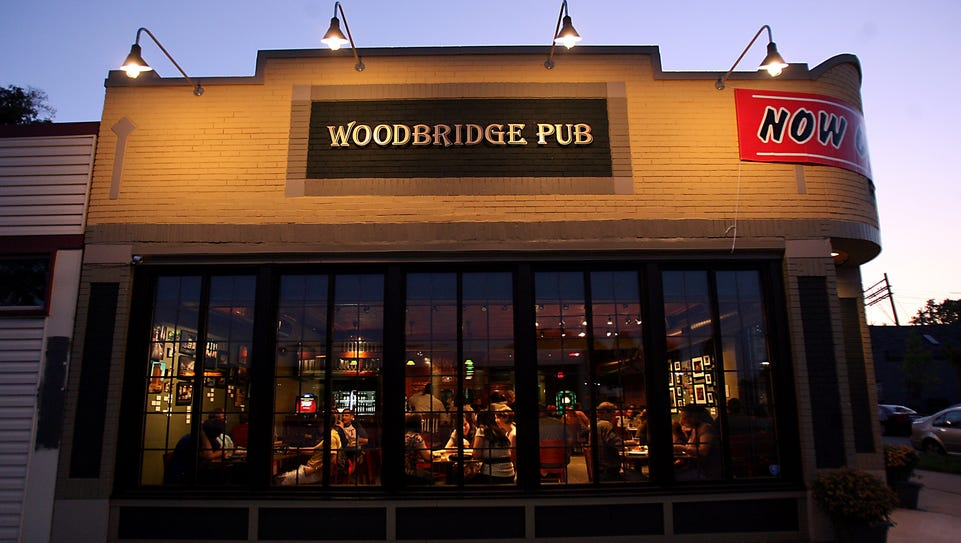 The Woodbridge Pub on Trumbull in Detroit is for sale