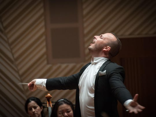 The new conductor, Yannick Nézet-Séguin, is a major