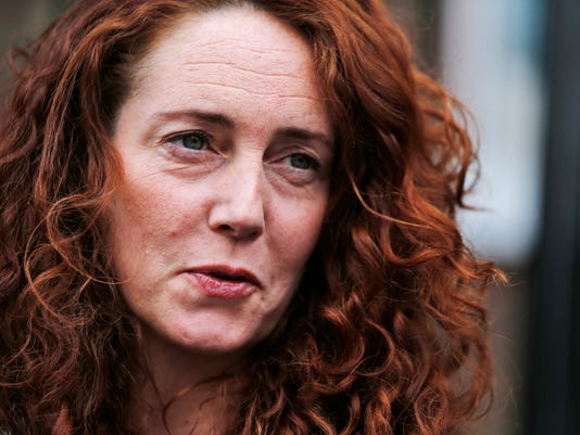 Report: Rebekah Brooks to return as head of News Corp's UK division