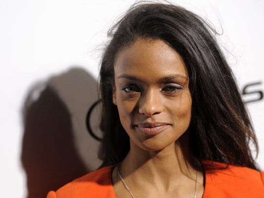 Kandyse McClure attends The Weinstein Company and Lexus Present Lexus Short Films at the Directors Guild of America Theater on Thursday, Feb. 21, 2013, in Los Angeles. (Photo by Chris Pizzello/Invision/AP)