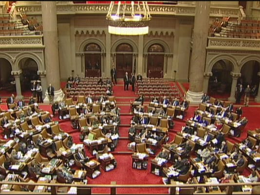 New York State Legislature