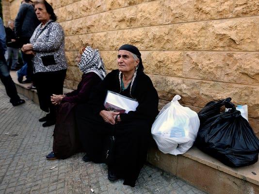 Chaldeans flee ISIS to Lebanon