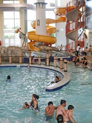The Kroc Center is hosting an underwater Easter egg hunt on Saturday, March 31.