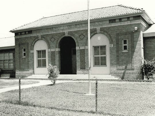 Dunbar school, built in 1925, was originally a segregated