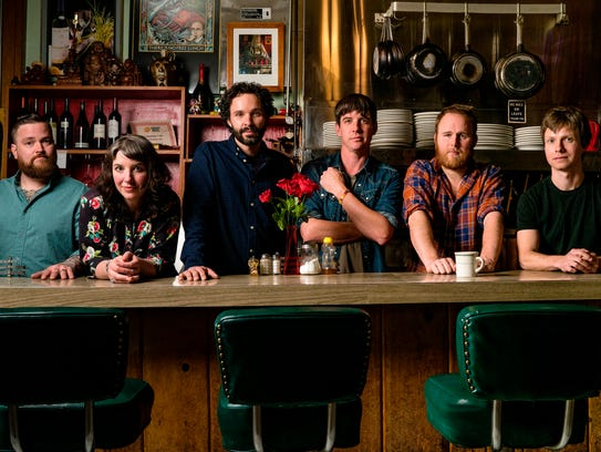 The Oregon band Blind Pilot hits the Grand Point North