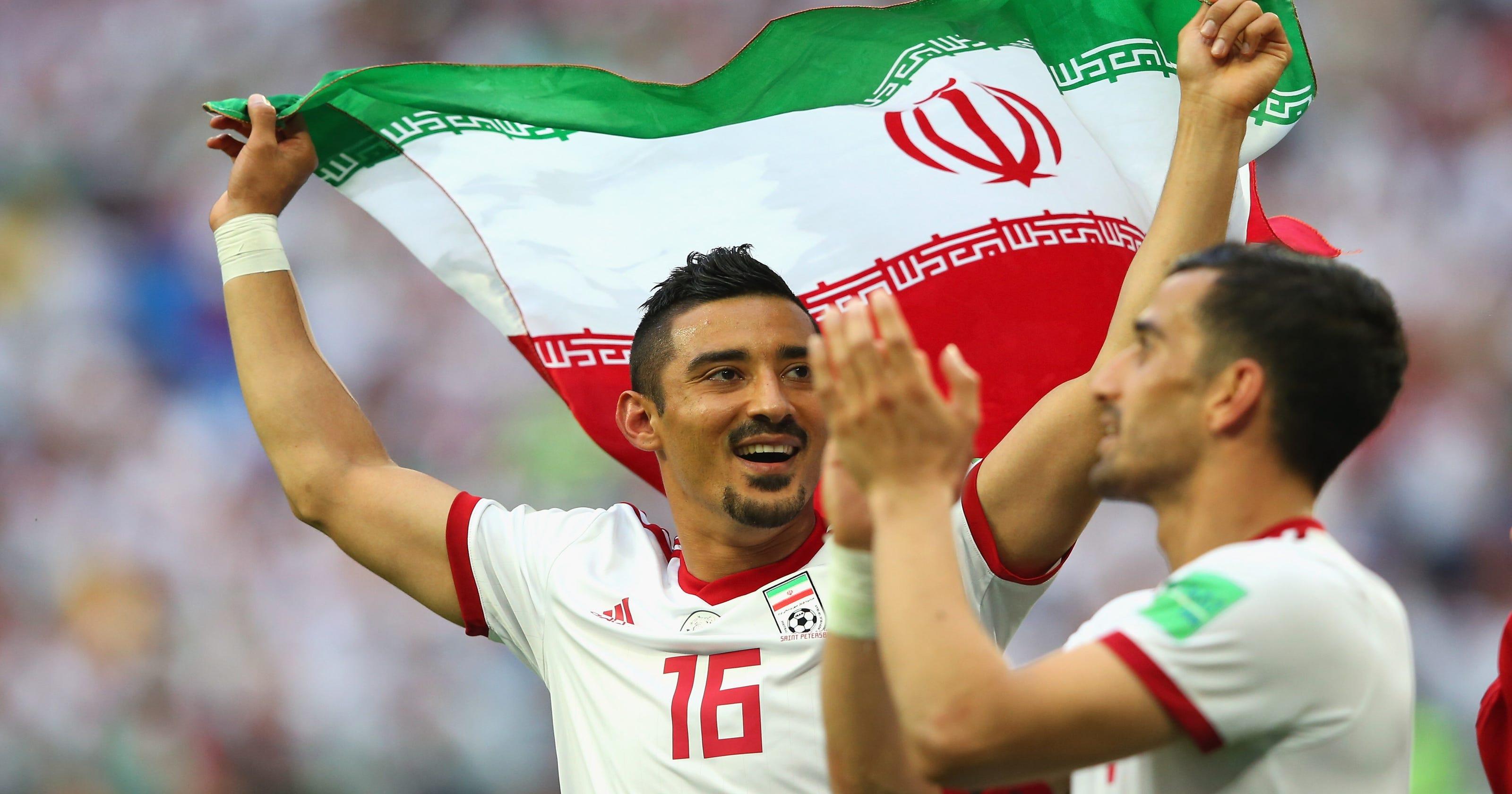 6ef8142dd World Cup 2018  Nike-Iran equipment saga continues