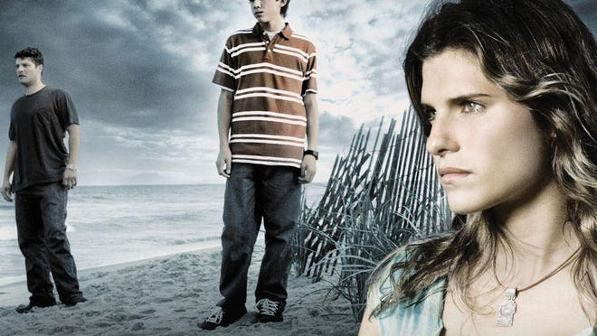 "Jay R. Ferguson (left to right), Carter Jenkins and Lake Bell star in the NBC's thrilling series ""Surface,"" which ran for one season and shot in Wilmington in 2005."