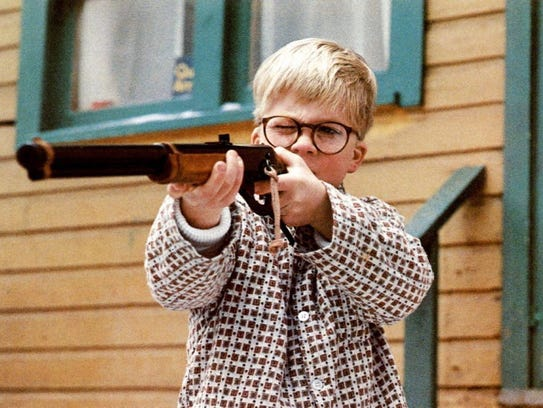 Peter Billingsley portrayed Ralphie Parker in the 1983