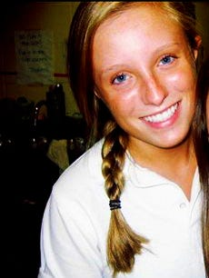 A photo of Dianne Thacher, a Sierra Nevada College student who was recently reported missing in southern California.