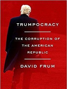 Trumpocracy book cover