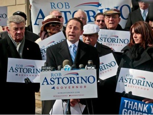 Rob Astorino Bronx news conference