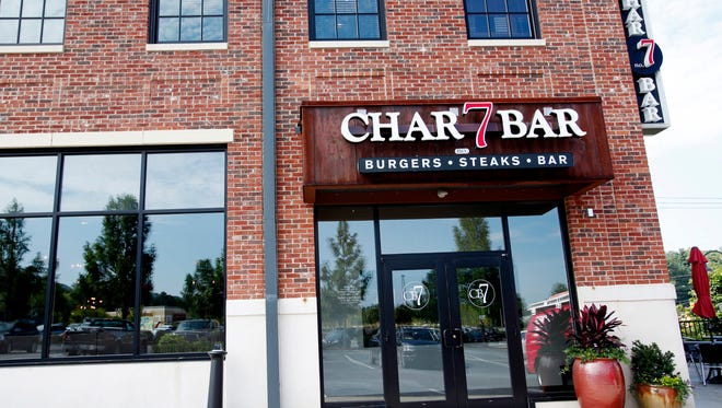 CharBar No. 7 strikes a balance between a casual burger joint and a high-end steakhouse.