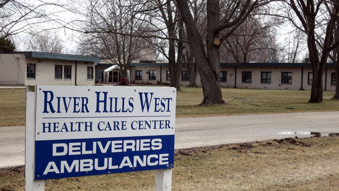 A view of the River Hills West nursing home in Pewaukee which closed in March 2016. Meridian Behavioral Health is hoping to turn the property into a chemical dependency and mental health treatment center.