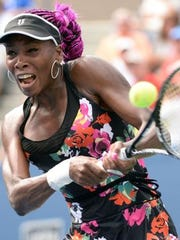 Venus Williams is known for her tennis prowess. But Indiana can now claim her as an alum.