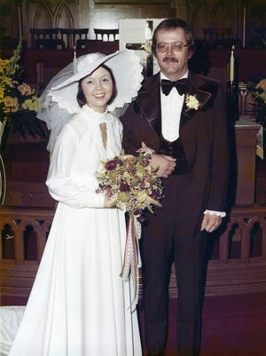 Show Wedding, September 18, 1976.