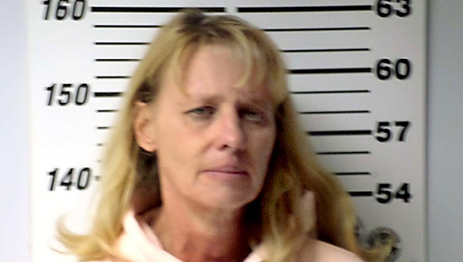 Johnna Feazell, a former Marshfield teacher and coach, was sentenced Monday.