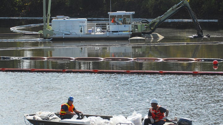 Enbridge fined $62 million for oil-spill disasters