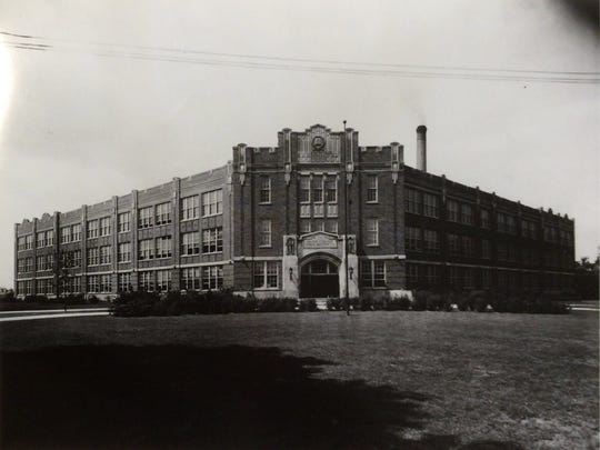 Walter French Junior High School, undated photo.