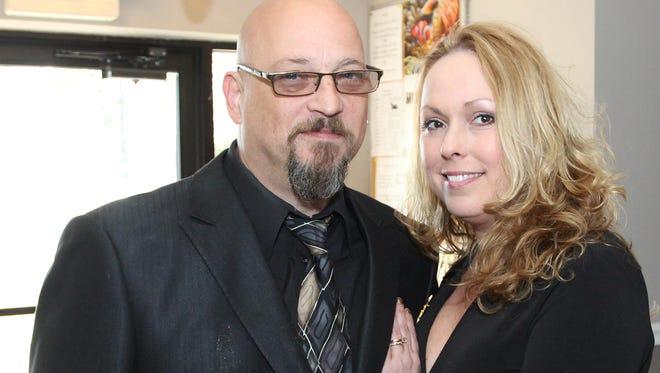 John and Kelly DiCapua.