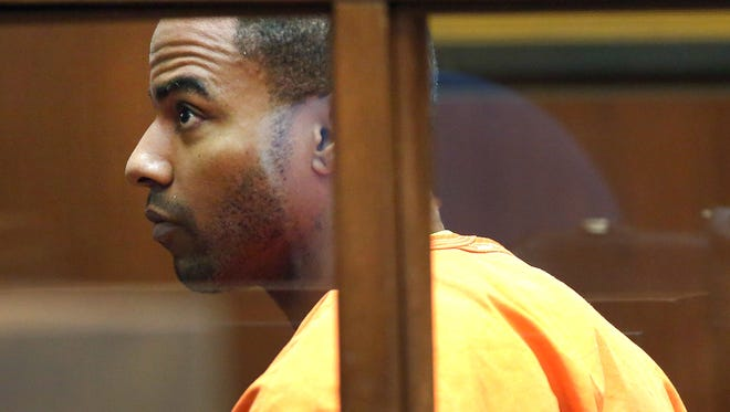 Former NFL All-Pro safety Darren Sharper has been in jail in Los Angeles since February. He is charged with two counts of rape related to him allegedly drugging women he had met while out at clubs and then raping them.