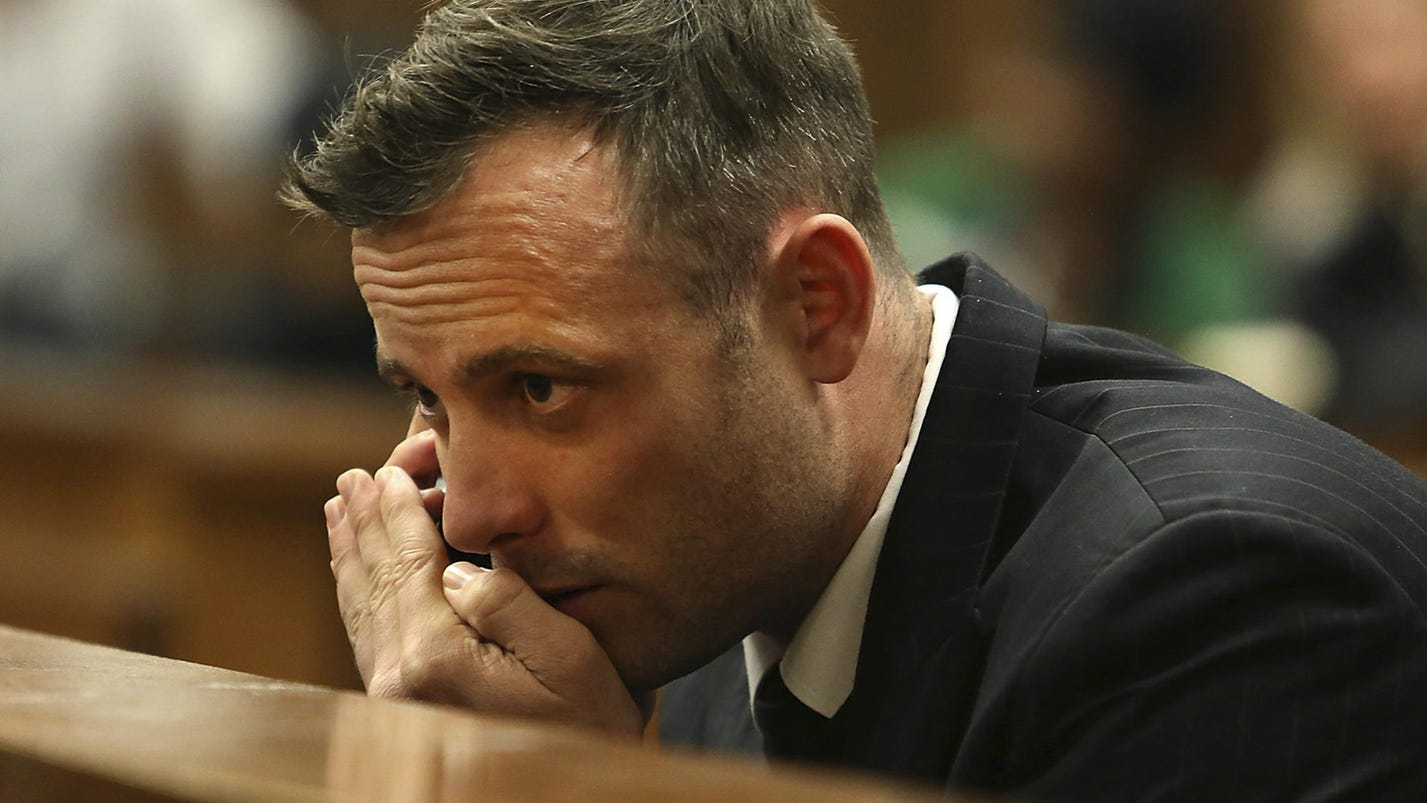 Oscar Pistorius bruised in a jail fight over phone use