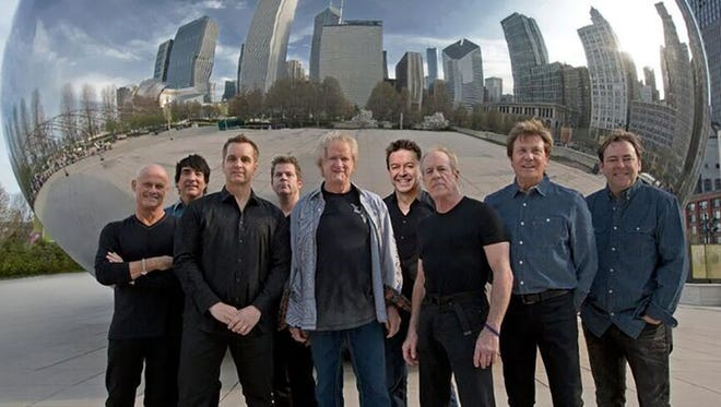 Chicago will be performing in Jackson in March.