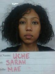 Sarah Mae Uche.