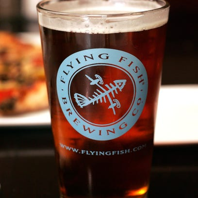 Somerdale-based Flying Fish Brewing Company's beers