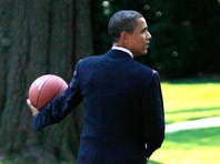 The NBA's president: League reflects on Obama's enduring love for the game