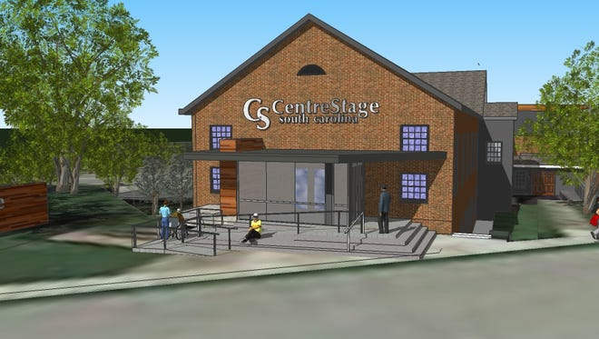 Centre Stage would renovate an old church for a new location.