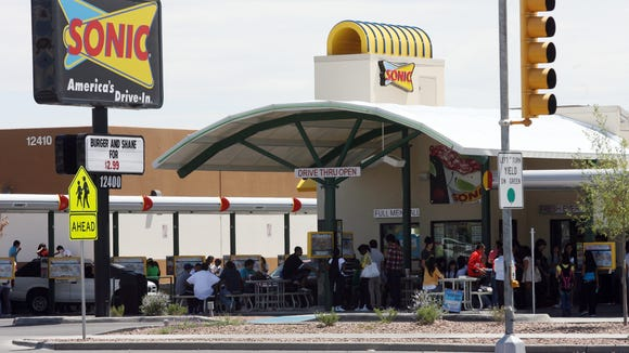 Sonic Drive-In locations in Louisiana recently introduced a new secret menu item.