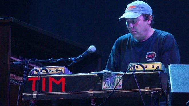 JoJo Hermann's Mojo Mardi Gras Band  will perform at City Winery Nashville on Saturday.