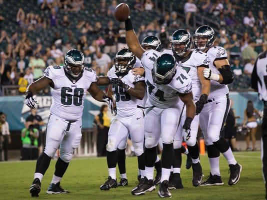 NFL: Preseason-Baltimore Ravens at Philadelphia Eagles