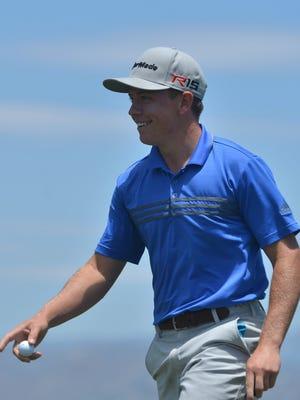 Former Oxnard High standout Mason Glinski,won the 2017 Ventura City Golf Championship. Glinski, a sophomore golfer at Loyola Marymount, won the Oxnard City title last year.