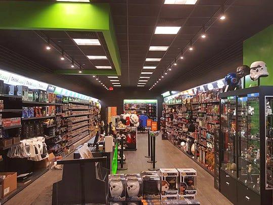 ThinkGeek's store inside Greenwood Park Mall will open