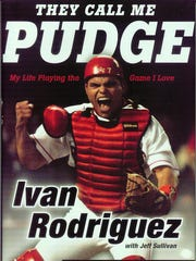 """""""They Call Me Pudge: My Life Playing the Game I Love"""""""