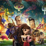 """""""Book of Life,"""" from producer Guillermo del Toro and director Jorge Gutierrez, is an animated feature film comedy with a unique visual style."""