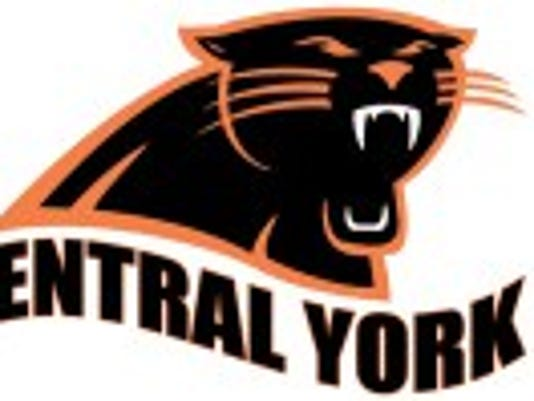 Central York Panthers logo