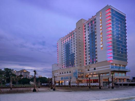 Beach casino resorts usa
