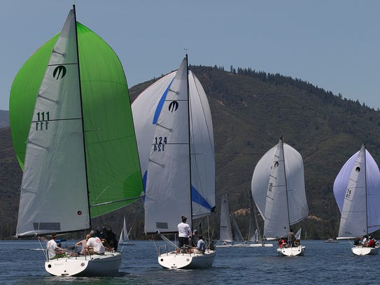 The Whiskeytown Memorial Regatta