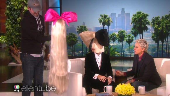 For real, Ellen?