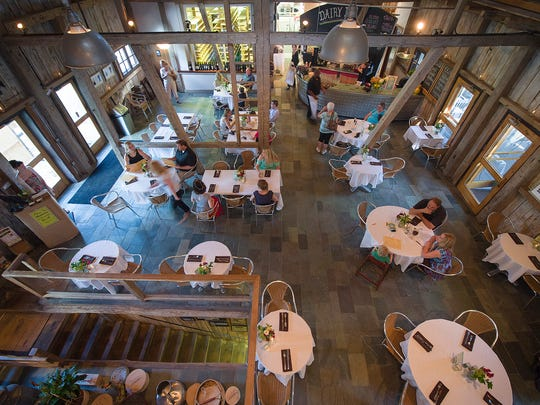 The Loft At Traders Point Creamery