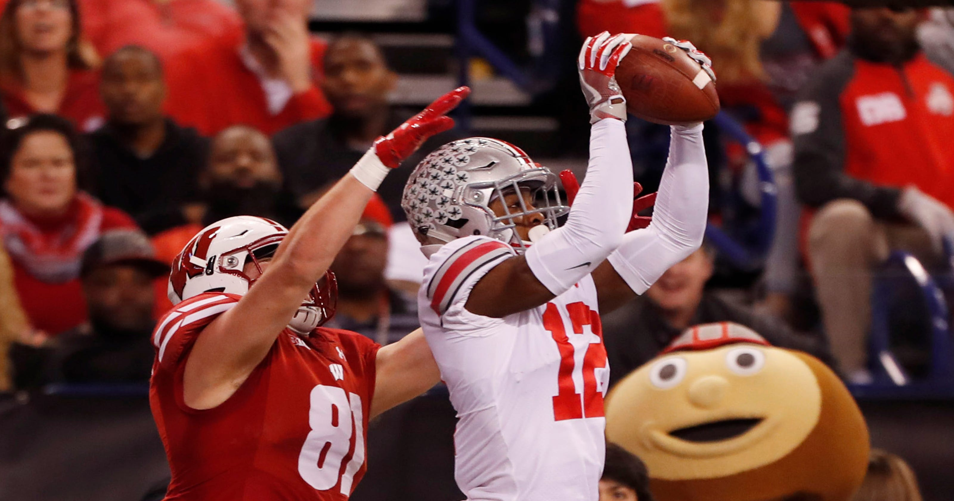 Cotton Bowl  OSU corner Denzel Ward sits out 740c3fd2f