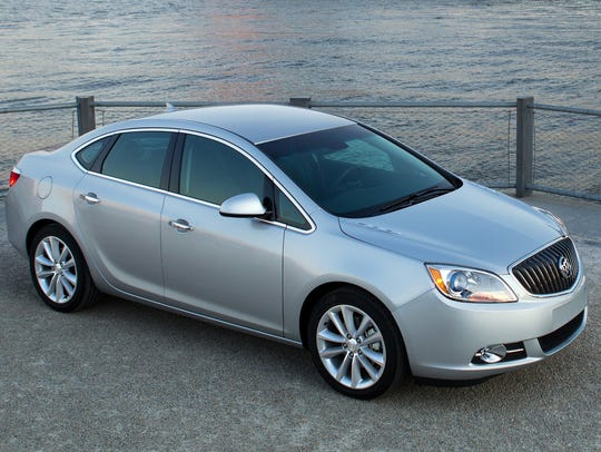GM announced that it was cutting the Verano, a well-reviewed