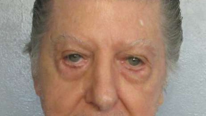 Walter Moody, Alabama's oldest death row inmate, is