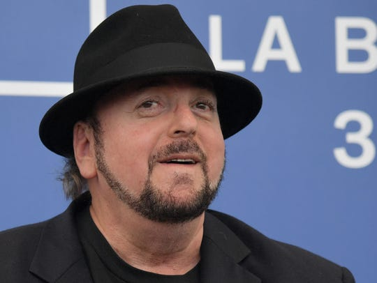 Director James Toback attends the photocall for his