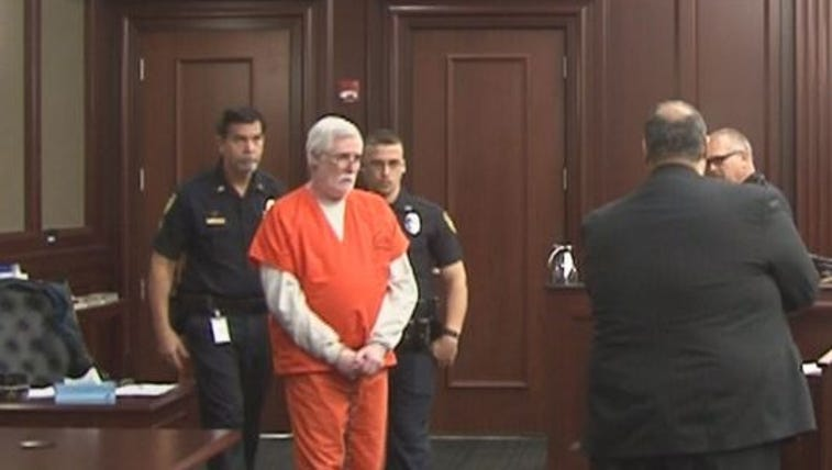The man accused of abducting 8-year-old Cherish Perrywinkle