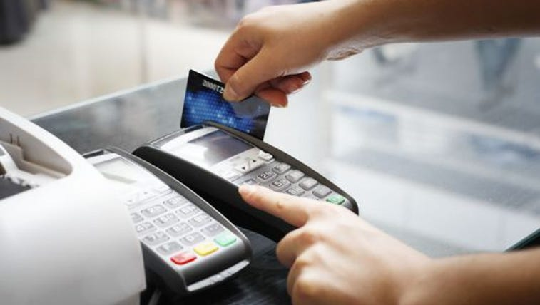 Keep this in mind: Thieves steal credit and debit cards