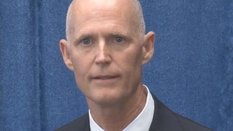 Fla. Governor Rick Scott