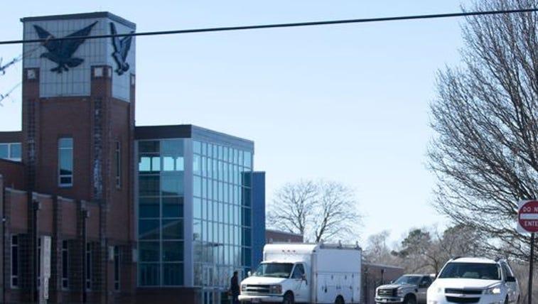 Stephen Decatur High School on Wednesday, Jan. 28.